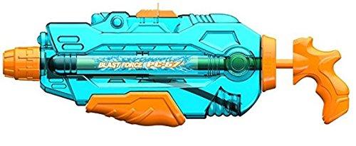 BANZAI Blast Force PC-57 Water Blaster - Spring Summer Aqua Power Core Backyard Outdoor Toy ()
