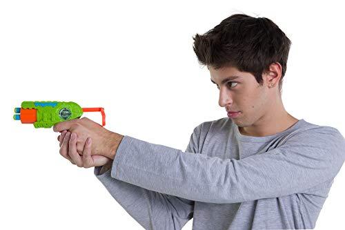 X-Shot Bug Attack Double Predator Foam Dart Blaster with Crawling Bugs (12 Darts) by -
