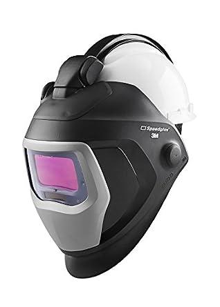 3 M Speedglas casco de soldadura 9100 de liberación rápida con QR grande tamaño careta Filtro