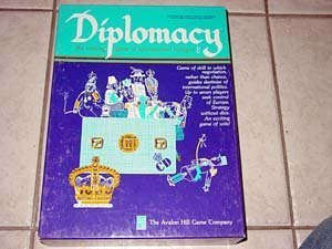 (Diplomacy The Exciting Game of International Intrigue)