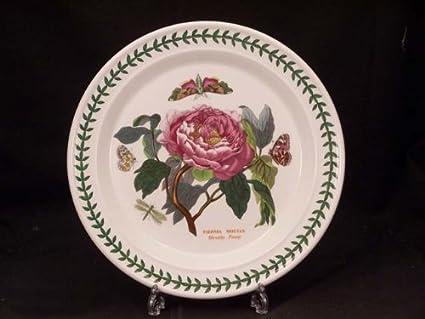 Portmeirion Botanic Garden Dinner Plate(s)   Shrubby Peony