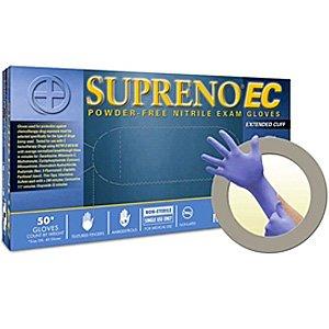 Micro Flex MFXSEC375L Large Supreno Powder Free Extended Cuf