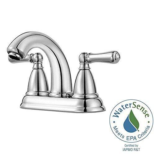 2h Lavatory Faucet Chrome (PP LF-048-CNCC CANTON 4CC 2H FCT)