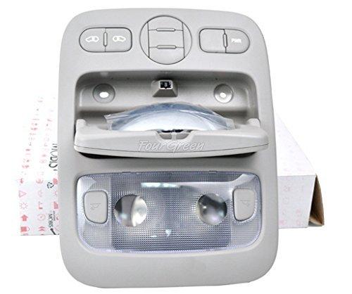 Kia Sedona Dealers - Overhead Console Lamp Hyundai Kia Sedona Entourage Sliding Doors [928104D060QW]