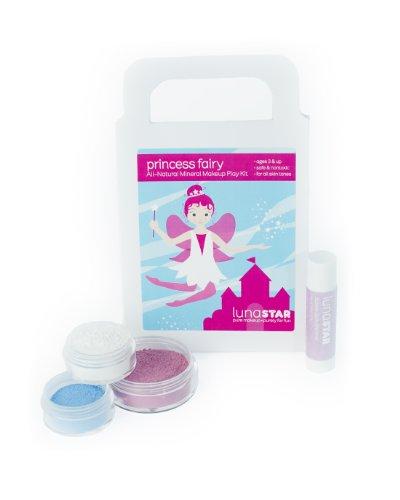 Luna Star All Natural Play Makeup Kit - Princess Fairy