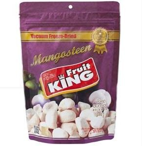 Fruitking Vacuum Freeze Dried Mangosteen 50g.