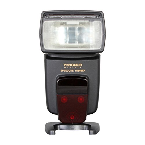 YONGNUO TTL Flash Unit Speedlite YN568EX YN-568EX with High Speed Sync 1/8000 for Nikon Digital Camera