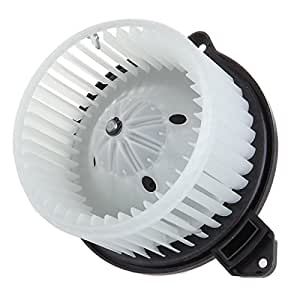 SCITOO ABS plastic Heater Blower Motor w/ Fan Cage for Dodge Ram 1500 2500 3500 Jeep Grand Cherokee