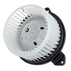 Amazon Com Scitoo Abs Plastic Heater Blower Motor W Fan