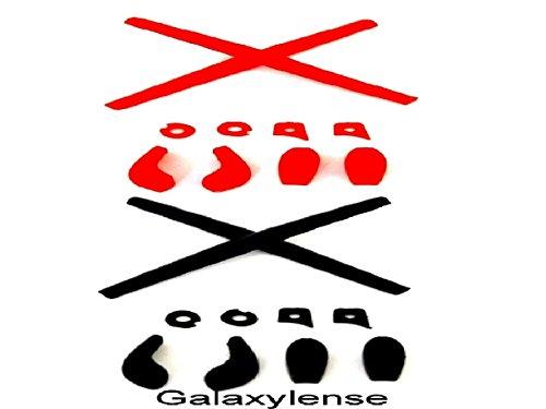 Galaxy Nose Pads & Earsocks Rubber Kits For Oakley Juliet,Penny,Mars - Juliet Romeo And Sunglasses Oakley