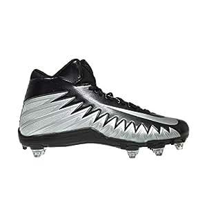 premium selection bd45b cc168 Amazon.com  Nike Men s Alpha Menace Varsity Mid D Football Cleat ...