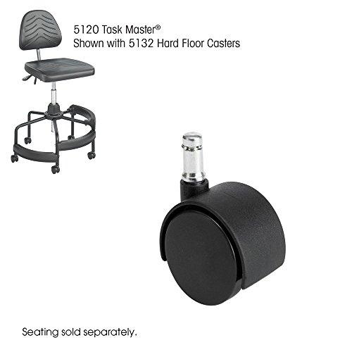 SAF5132 - TaskMaster Hard Floor Casters