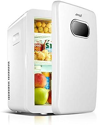 Hgedz 20L Refrigerador portátil para Autos Refrigerador/Calentador ...