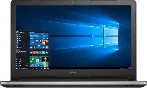 Dell Inspiron i5559-3349SLV 15.6 Inch Laptop (Intel Core i5, 8 GB RAM, 128 GB SSD, Silver Matte)
