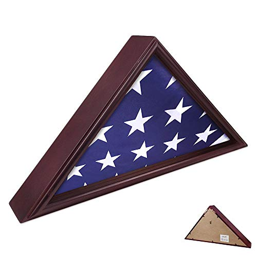 flag display case funeral - 1