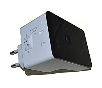 Gestion Global - Repetidor Amplificador WiFi Dual Band Doble Banda 5GHz 2.4GHz repeater