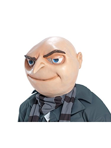 (Rubie's Despicable Me 2 Gru Mask, Multicolor, One)
