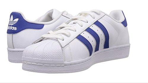 adidas b27141, Scarpe da Basket Uomo Blue Blue AQ3050