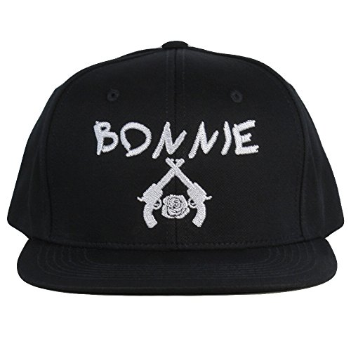 Fantastic Tees Bonnie and Clyde Matching Couple Hats (Bonnie)