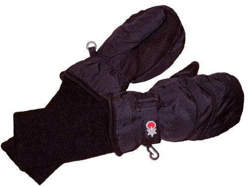 SnowStoppers Waterproof Winter Nylon Mittens product image
