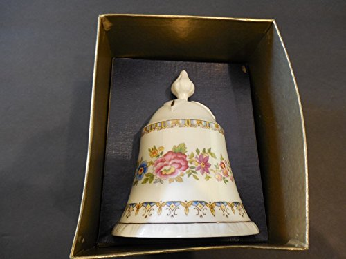 Royal Grafton Malvern Pattern Bone China Bell from England- Still Works