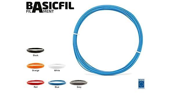 basicfil basicfil de PLA de Pen de Blue 3d impresora Pen lápiz ...