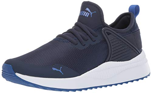 (PUMA Men's Pacer Next Cage Sneaker, Peacoat-surf The Web, 10.5 M)