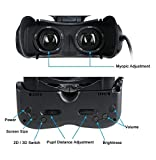 VISIONHMD Bigeyes H1 3D Video Glasses with HDMI