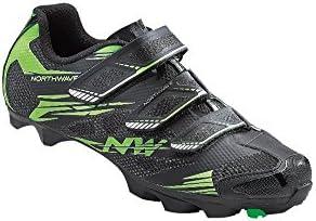 Northwave Scorpius 2 zapatos bicicleta de montaña, negro-verde ...