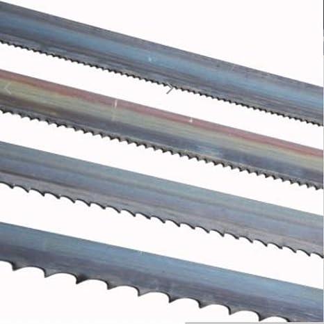 56 1//8 14-6//10-8//12-10//14 TPI 10 Tpi 56 1//8 x 1//2 13mm 1425mm Bimetal Bandsaw Blades 6-10 1425mm x 1//2