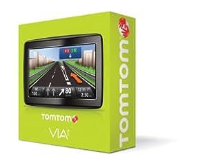 TomTom VIA 115 - Europe - Navegador GPS (2D, 3D, 480 x 272 Pixeles, 16:9, Horizontal/Vertical)