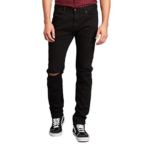 on sale Adam Levine Men's Roadie Black Jeans - mypicbooth.com