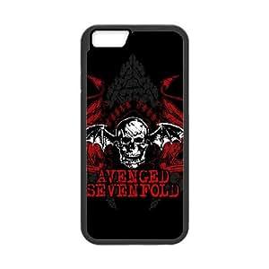 iPhone 6 Plus 5.5 Inch Phone Case Avenged Sevenfold FJ51189