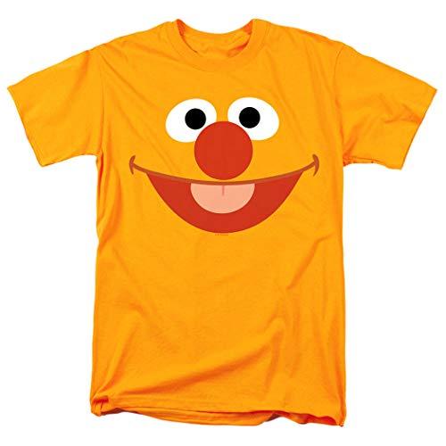 Sesame Street Ernie Face - Sesame Street Ernie Face T Shirt (X-Large)