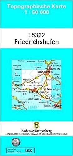 Friedrichshafen 1 50 000 Zivilmilitarische Ausgabe