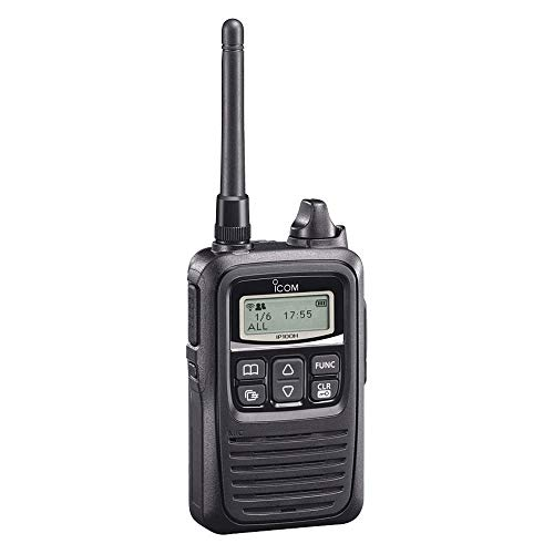 Icom IP100H License-free IP radio for wireless network WLAN IP1000C IS REQUIRED