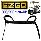 No. 1 accessories 71851-G01 Rear Seat Bag Attachment Holder Bracket,Bag Strap Rack Assembly for EZGO Golf Cart Medalist & TXT DCS/PDS