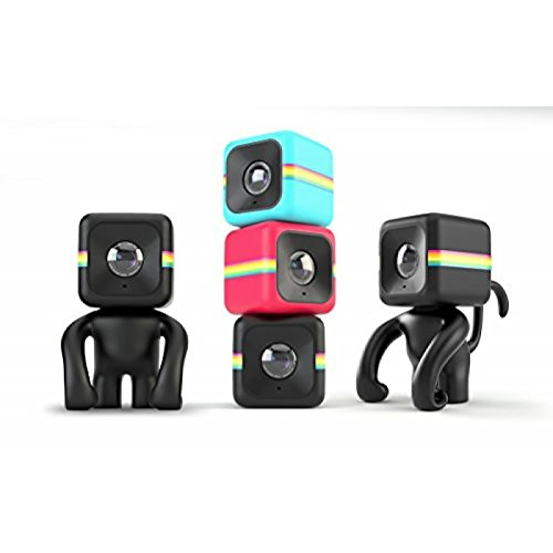Polaroid Cube HD 1080p Lifestyle Action Video Camera (Blue)[Discontinued by Manufacturer] للبيع