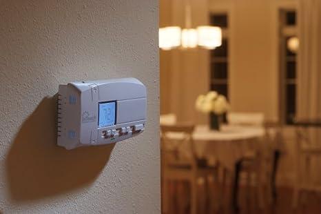Intermatic ca8900 InTouch inalámbrico Control termostato: Amazon.es: Bricolaje y herramientas