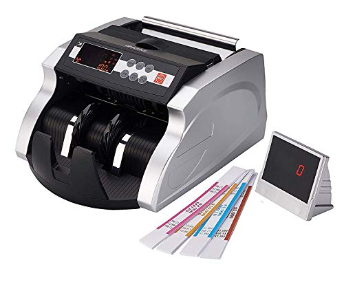 (G-Star Technology Money Counter With UV/MG Counterfeit Bill Detection (Deluxe))