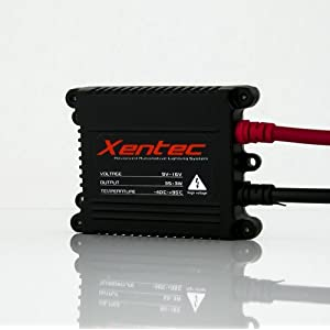 XENTEC H11 6000K Advanced Slim Alloy Ballast HID Xenon Kit (Ultra White)