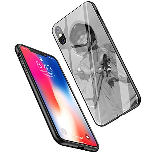 - LiangChu 9H Tempered Glass iPhone XR Cases, LC-170 A Boogie Wit da Hoodie Design Printing Shockproof Anti-Scratch Soft Silicone TPU Cover Phone Case for Apple iPhone XR