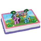 A1 Bakery Supplies My Little Pony It's a Pony Party Cake Decorating Set