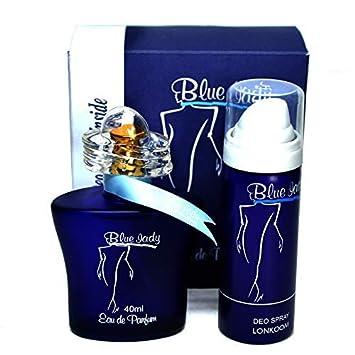 Blue Lady Eau De Parfum 40 ml (1.33 Fl.oz)