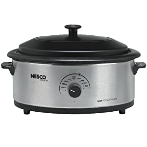 Nesco 4816-25PR 6 Qt :  together with Amazon is the Best