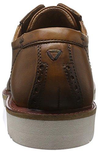 s.Oliver 13608, Zapatos de Vestir para Hombre Marrón (TAN 309)