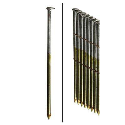 TV Non-Branded Items (Home Improvement) 461752 HILLMAN FASTENERS 2 Keg BRT Frame Nail, 3-1/2