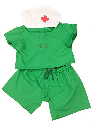 Doctor Scrubs Outfit Fits Most 14