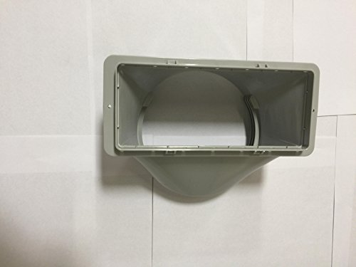 CCH PORTABLE AIR CONDITIONER PARTS ADAPTER( RECTANGLE HEAD)