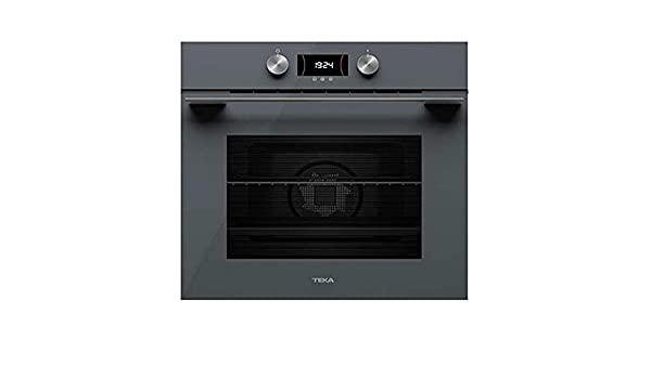 Horno - TEKA HLB 8400 P GREY, 70 l, 3552 W, Encastrable, Pirolítico, A+, Inox: 381.02: Amazon.es: Grandes electrodomésticos